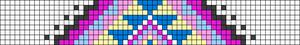 Alpha pattern #70839 variation #130615