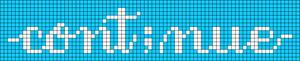 Alpha pattern #67066 variation #130862