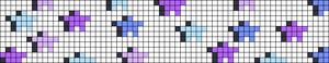 Alpha pattern #63704 variation #130917