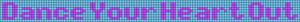 Alpha pattern #6385 variation #131087