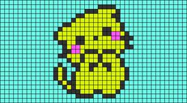 Alpha pattern #33412 variation #131092