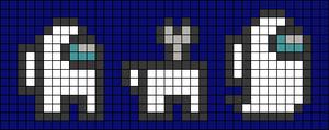 Alpha pattern #71174 variation #131103