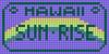 Alpha pattern #40856 variation #131120