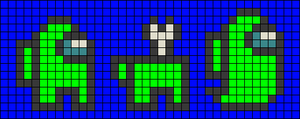 Alpha pattern #71174 variation #131178