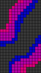 Alpha pattern #70786 variation #131189