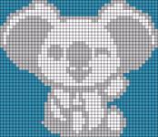 Alpha pattern #70750 variation #131219