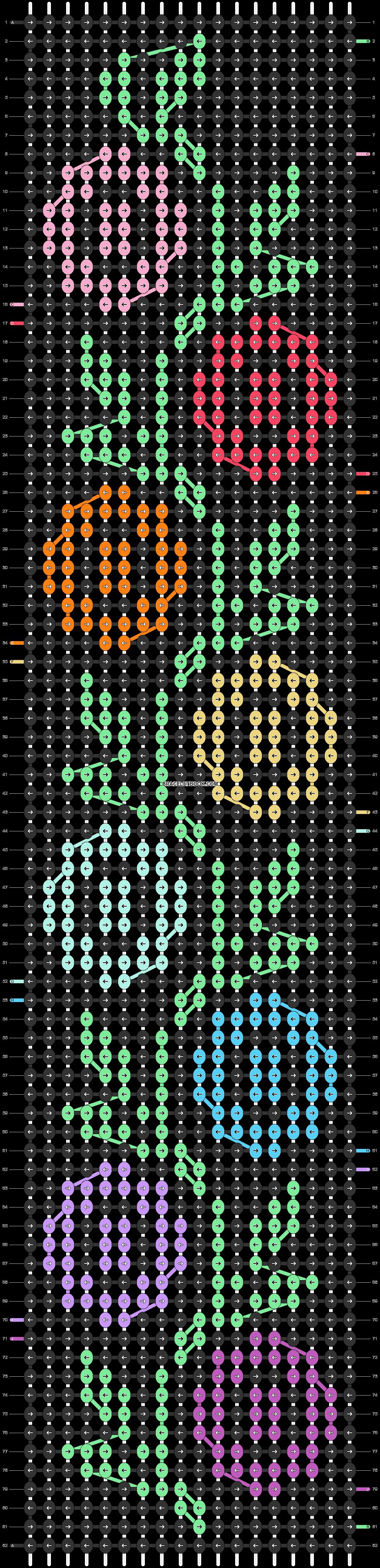 Alpha pattern #40917 variation #131231 pattern