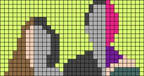Alpha pattern #71349 variation #131259