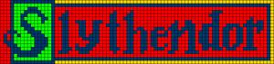Alpha pattern #56758 variation #131282