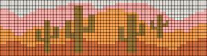 Alpha pattern #71248 variation #131300