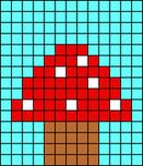 Alpha pattern #71419 variation #131327