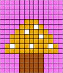 Alpha pattern #71419 variation #131331