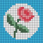 Alpha pattern #62544 variation #131338