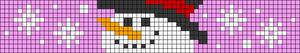 Alpha pattern #62566 variation #131358