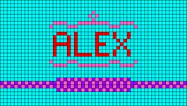 Alpha pattern #70906 variation #131433