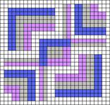 Alpha pattern #44030 variation #131451