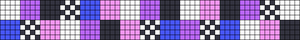 Alpha pattern #48267 variation #131541