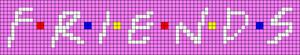 Alpha pattern #20680 variation #131625
