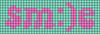 Alpha pattern #60503 variation #131639