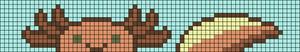 Alpha pattern #71660 variation #131643