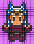 Alpha pattern #62942 variation #131727