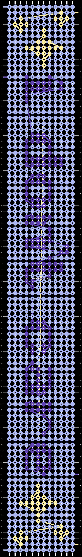 Alpha pattern #60331 variation #131731 pattern