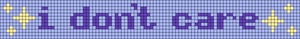 Alpha pattern #60331 variation #131731