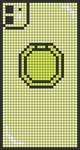Alpha pattern #71784 variation #131774