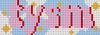 Alpha pattern #69375 variation #131786