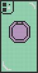 Alpha pattern #71784 variation #131788