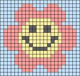 Alpha pattern #71714 variation #131795