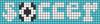 Alpha pattern #60090 variation #131812