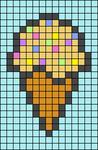 Alpha pattern #71877 variation #131913