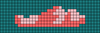 Alpha pattern #71894 variation #131945