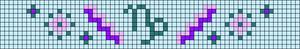 Alpha pattern #39073 variation #131958