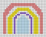 Alpha pattern #71918 variation #131959