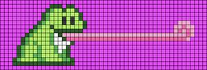 Alpha pattern #71905 variation #131971
