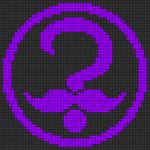 Alpha pattern #71743 variation #131973