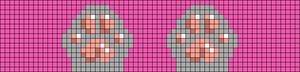 Alpha pattern #47135 variation #131978