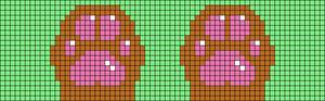 Alpha pattern #48523 variation #131981