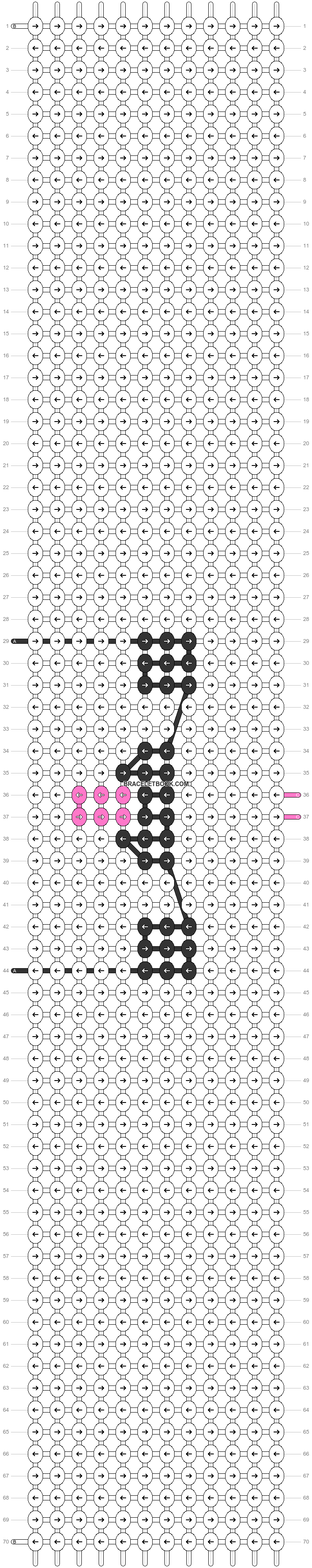 Alpha pattern #45880 variation #132104 pattern