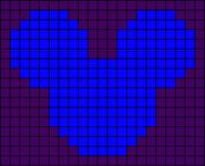 Alpha pattern #56749 variation #132131