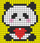 Alpha pattern #32450 variation #132194