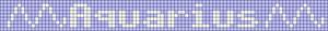 Alpha pattern #6061 variation #132199