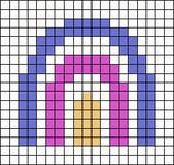 Alpha pattern #72109 variation #132264