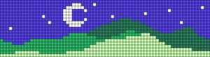 Alpha pattern #72028 variation #132280