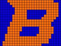 Alpha pattern #34266 variation #132289