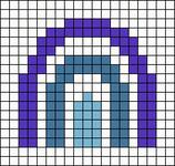 Alpha pattern #72109 variation #132315