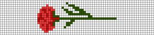 Alpha pattern #48459 variation #132364