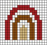 Alpha pattern #72109 variation #132402